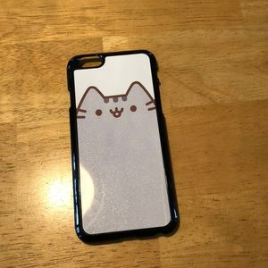 Accessories - Cute kitty iPhone 6/6s case